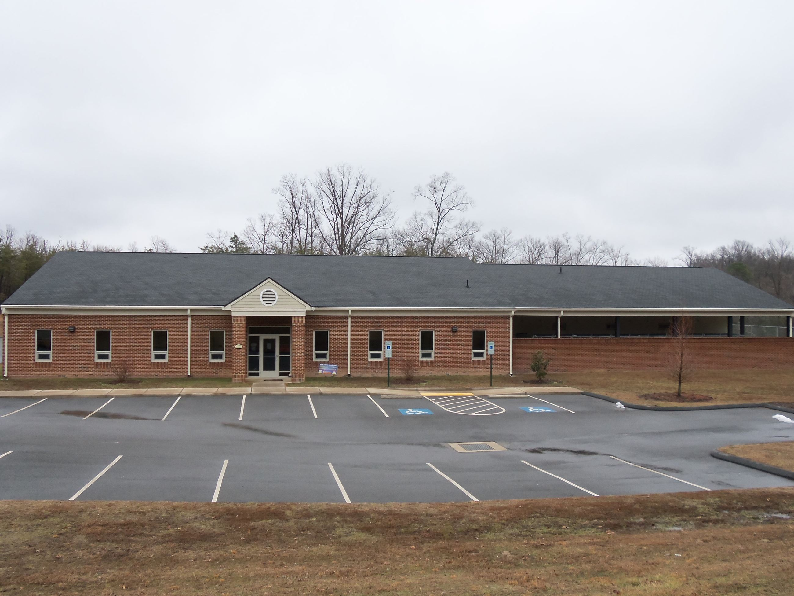 Animal Control Building of King George County